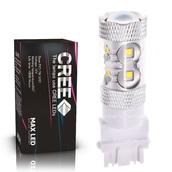 Светодиодная лампа P27/7W 3157 - 10 CREE Линза 50Вт
