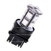 Светодиодная лампа P27/7W 3157 - 13 SMD5050 3.12Вт Красная