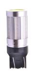 Светодиодная лампа W21/5W 7443 - 7 COB 20Вт Белый-Красный