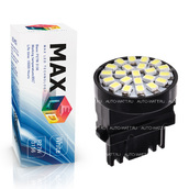 Светодиодная лампа P27W 3156 - Max-2820 2.5Вт Белая