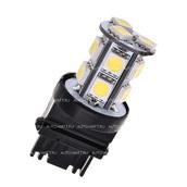 Светодиодная лампа P27W 3156 - 13 SMD5050 3.12Вт Белая