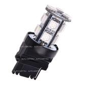Светодиодная лампа P27W 3156 - 13 SMD5050 3.12Вт Жёлтая