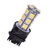 Светодиодная лампа P27W 3156 - 18 SMD5050 4.32Вт Белая