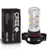 Светодиодная лампа PS19W - 10 CREE Линза 50Вт
