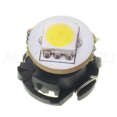 Светодиодная лампа T4.7 – 1 SMD5050 0.24Вт Синяя