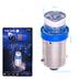 Светодиодная лампа T4W BA9S - 1 Dip Led 0.1Вт Синяя