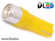 Светодиодная лампа T5 – 1 HP 0.5Вт Жёлтая