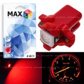 Светодиодная лампа T5 – B8.5D 1 SMD 5050 0.24Вт Красная