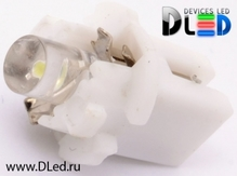 Светодиодная лампа T5 – B8.3D 1 Dip 0.2Вт Белая