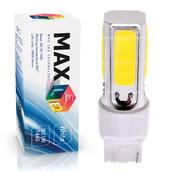 Светодиодная лампа W21W 7440 - Max-COB 4Led 8Вт Белая