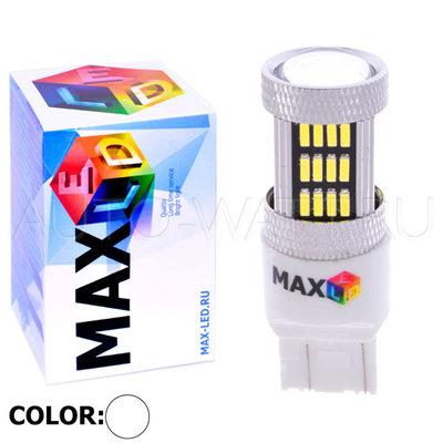 Светодиодная лампа W21W 7440 - Max-Visiko 54 Led 11Вт