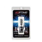 Светодиодная лампа W21W 7440 - Optima Premium MINI CREE XB-D CAN 5100К Белая