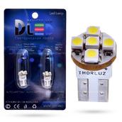 Светодиодная лампа W3W – 5 SMD3528 0.4Вт Белая