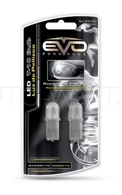 Светодиодная лампа W5W T10 – 1 DIP EVO FORMANCE