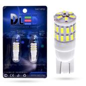 Светодиодная лампа W5W T10 – 30 SMD3014 Ceramica 5Вт Белая