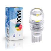 Светодиодная лампа W5W T10 – Max-5730 1,5Вт Линза 360 Белая