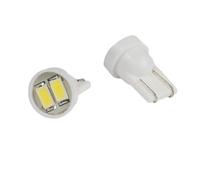 Светодиодная лампа W5W T10 – Max-Road 2Led 1Вт Красная
