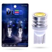 Светодиодная лампа W5W T10 – 1 HP 1Вт Белая