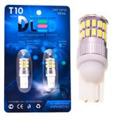 Светодиодная лампа W5W T10 – 36 SMD3014 9Вт Белая