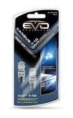 Светодиодная лампа W5W T10 –5 EVO FORMANCE CАNBUS Синяя