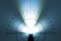Светодиодная лампа W5W T10 – IPF Hi Power Wedge 2 6000K 1W