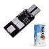 Светодиодная лампа W5W T10 – Max-Color 6Led 2Вт Многоцветная RGB