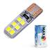 Светодиодная лампа W5W T10 – Max-Hill Silica 12Led 3Вт Белая