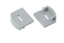 Заглушка для алюминиевого профиля профиля VLF2
