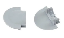 Заглушка для алюминиевого профиля профиля VLF4