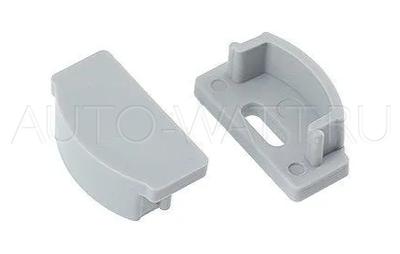 Заглушка для алюминиевого профиля профиля VLF1
